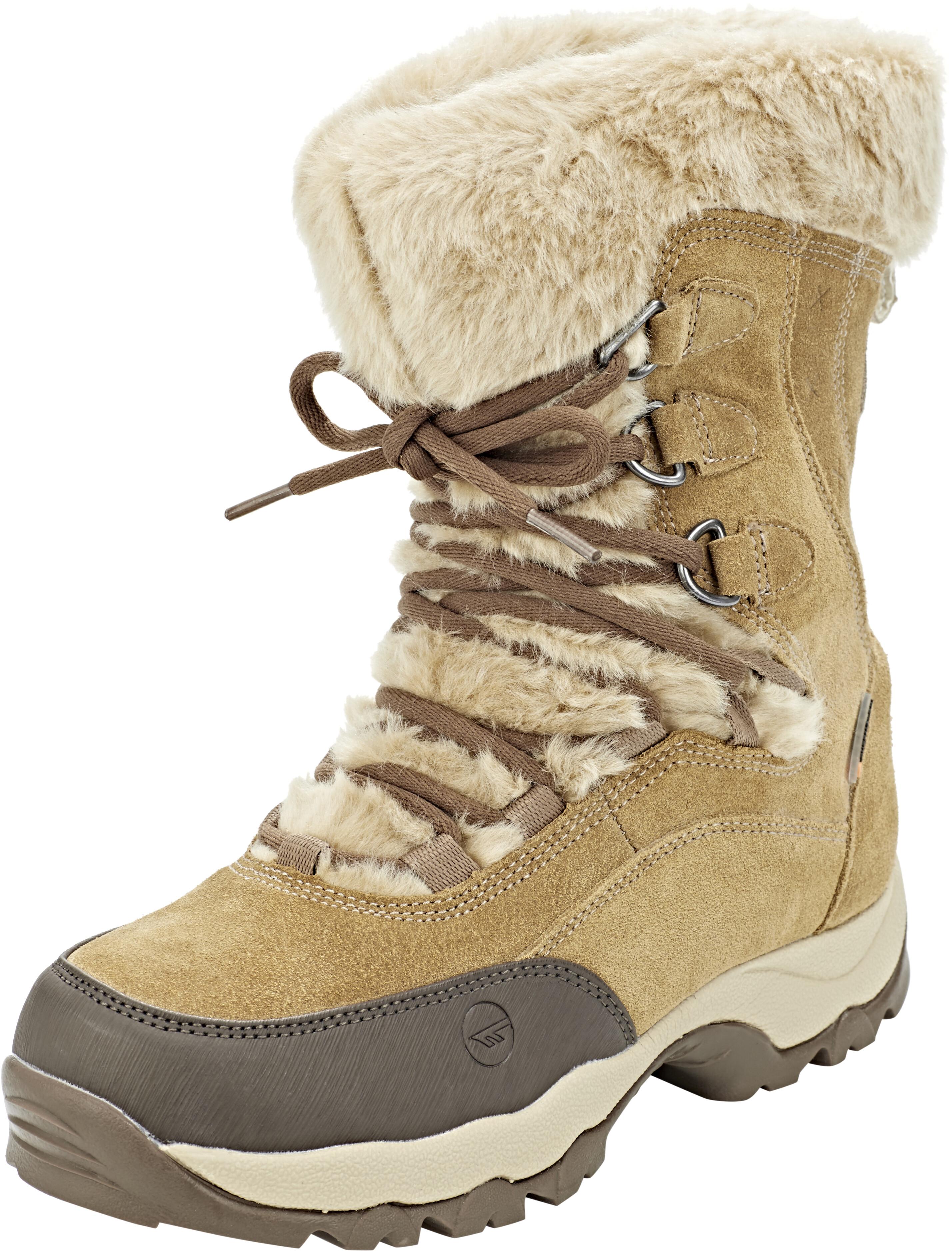 48782eafa4f Hi-Tec St. Moritz 200 WP II Boots Women brown/cream